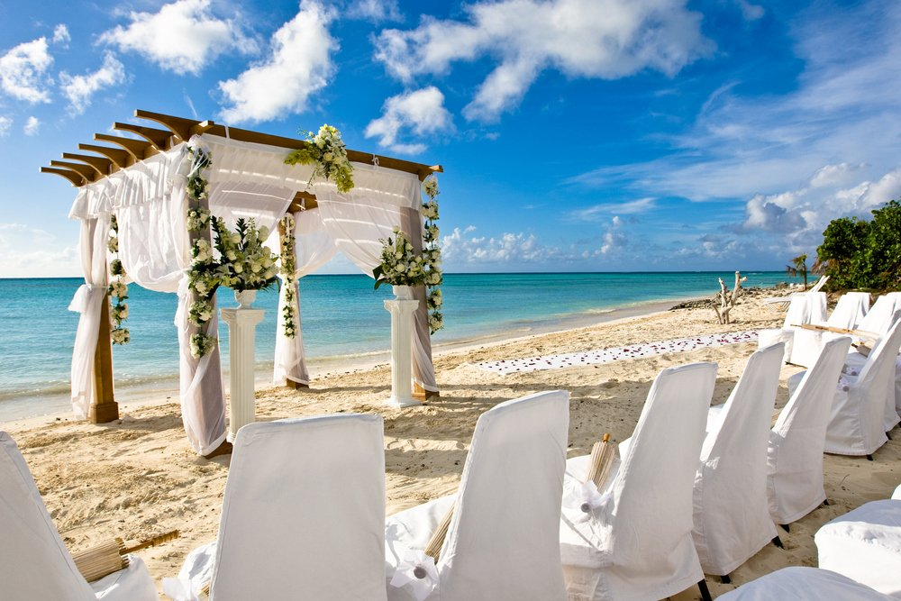 Caribbean Villas for Wedding