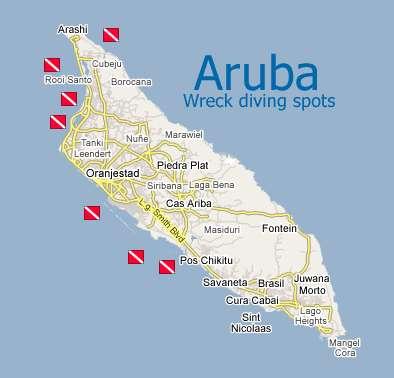 aruba sites