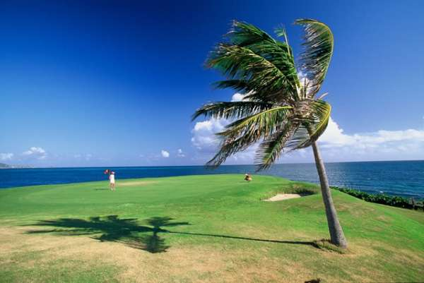 Golf on St. Croix