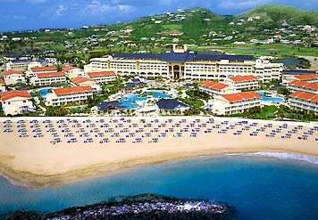 The Royal Beach Casino at the St. Kitts Marriott Resort
