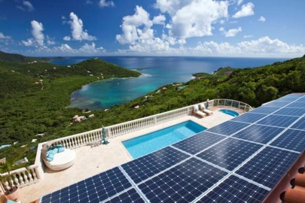 Eco Serendib Villa Taking Environmental Action In St John