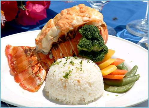 Abaco Beach Resort & Boat Harbour boasts some of the finest food in the ...