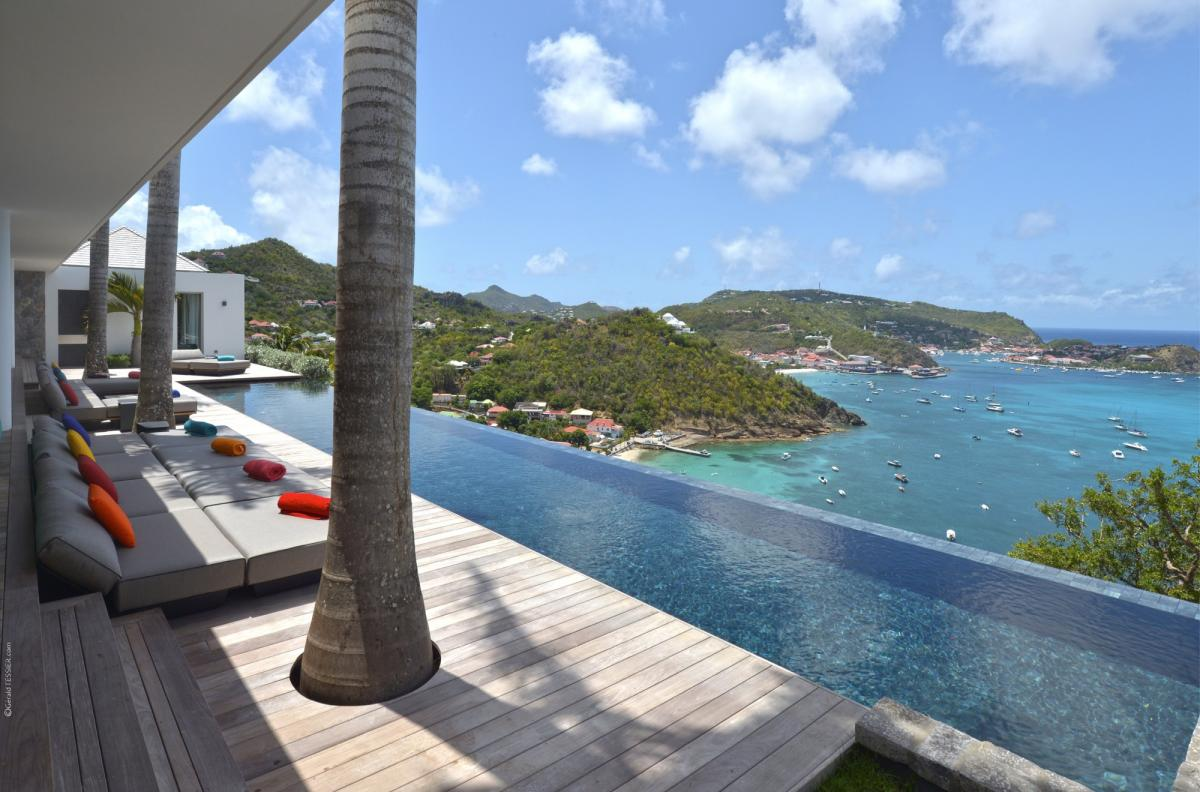 Utopic on St. Barts