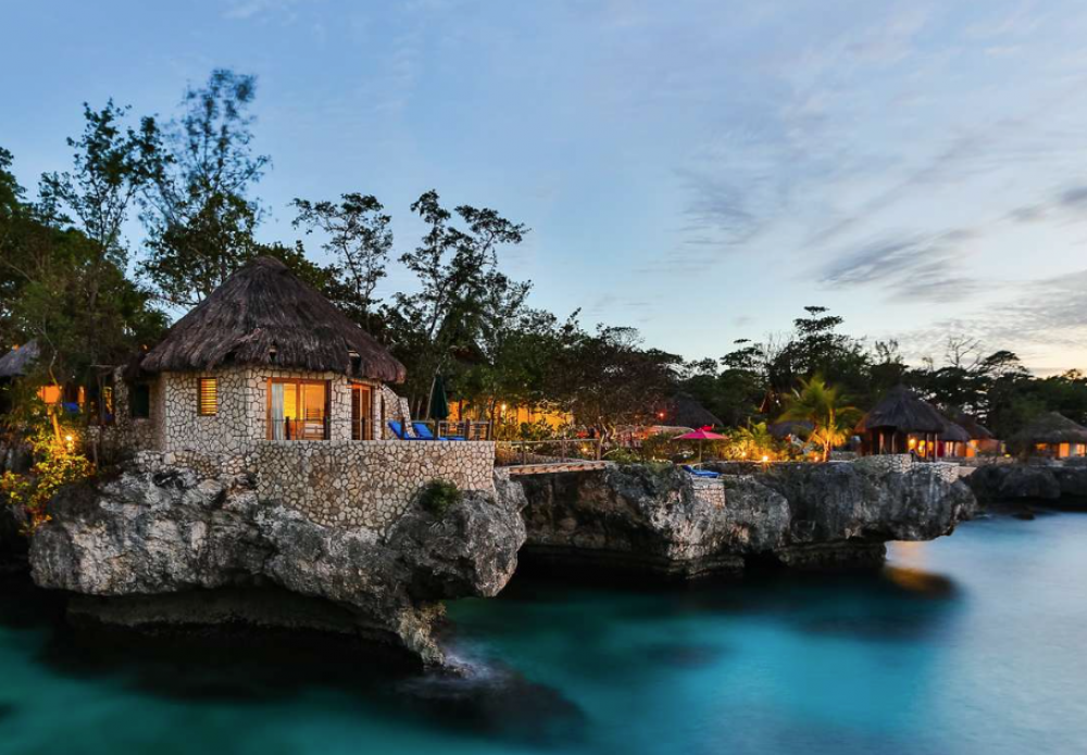 Rockhouse Hotel on Jamaica