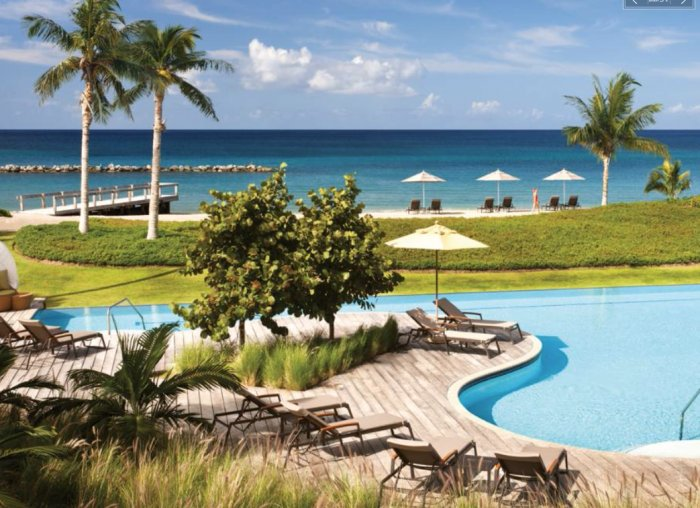 Four Seasons Resort- Nevis, Nevis villa