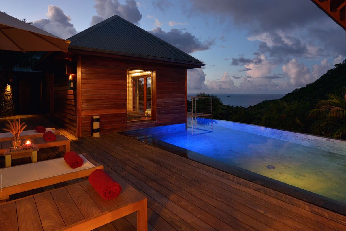 Sauvage Villa on St. Barts