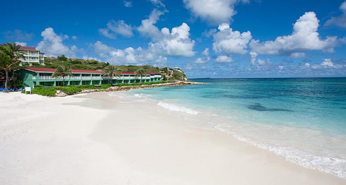 Grand Pineapple Beach Resort, Antigua villa
