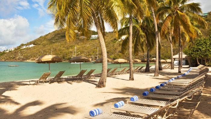 The Westin St. John Resort & Villas, St. John villa