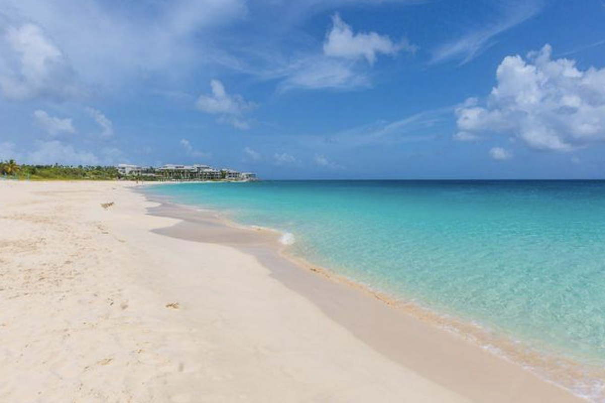 Frangipani Villa Beach at Meads Bay image, Anguilla