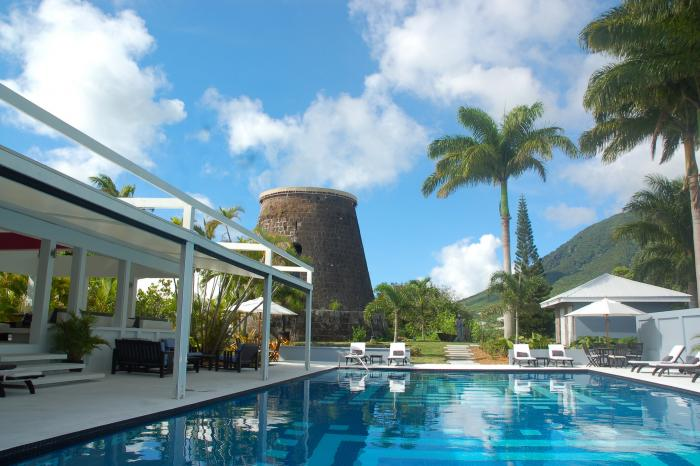 Montpelier Plantation and Beach, Nevis villa
