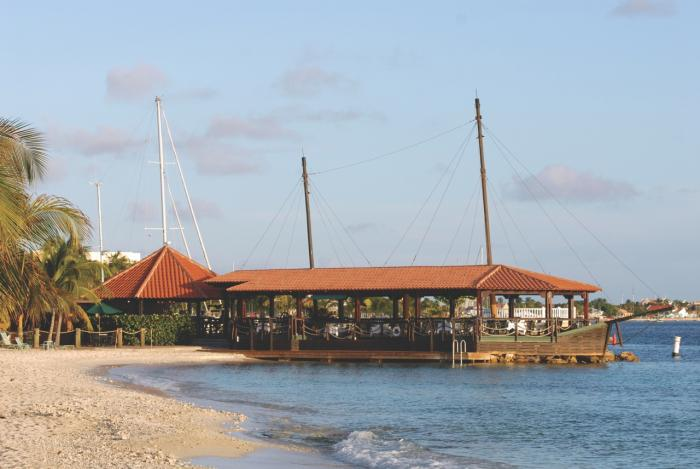 Harbour Village Beach Club Beach restaurant image, Bonaire