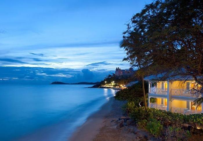 Morning Star Beach St Thomas Usvi