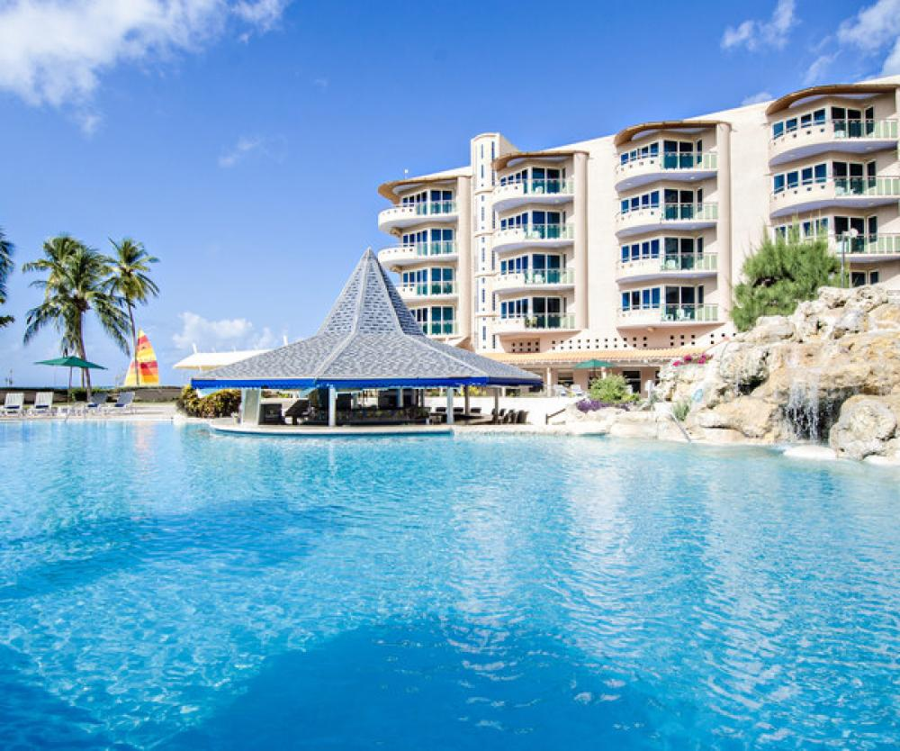 Accra Beach Hotel on Barbados