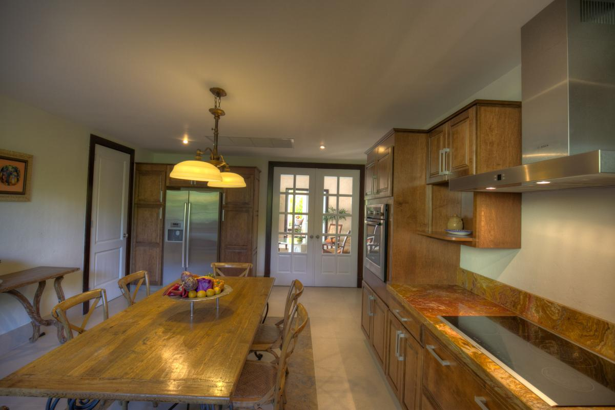 Beautifully equipped kitchen Arrecife 25