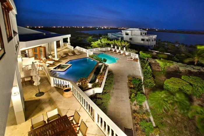 Villa Harmony is 14, 000 square feet of luxury