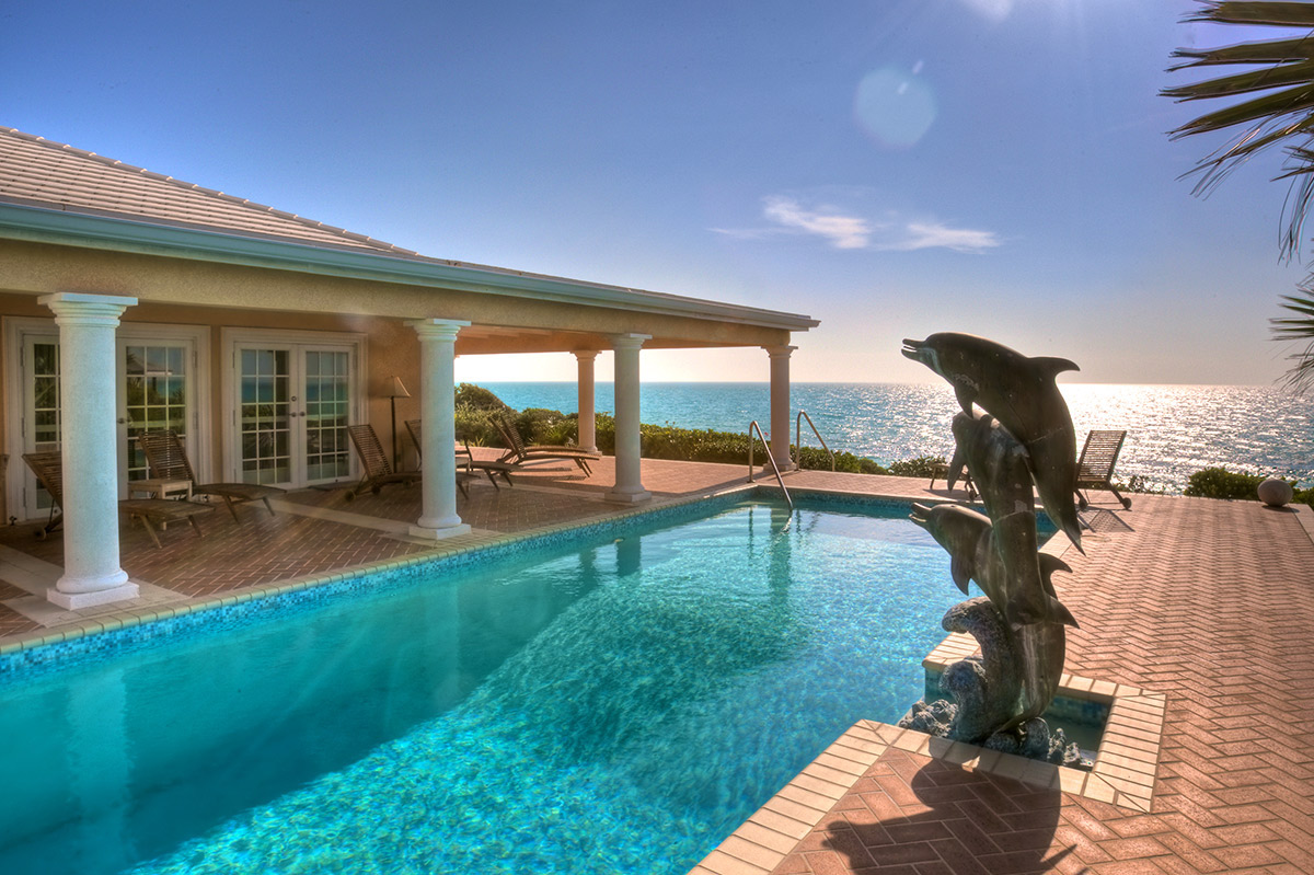 Three Dolphins, Turks and Caicos villa