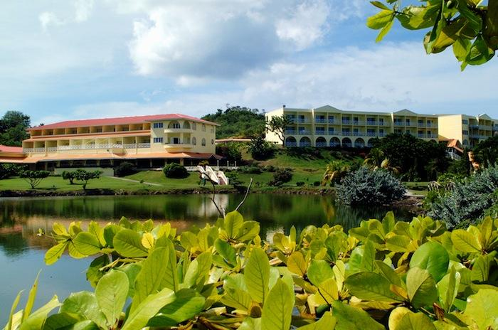 Grenadian by Rex Resorts Lake view of the Grenadian by Rex Resorts.   image, Grenada