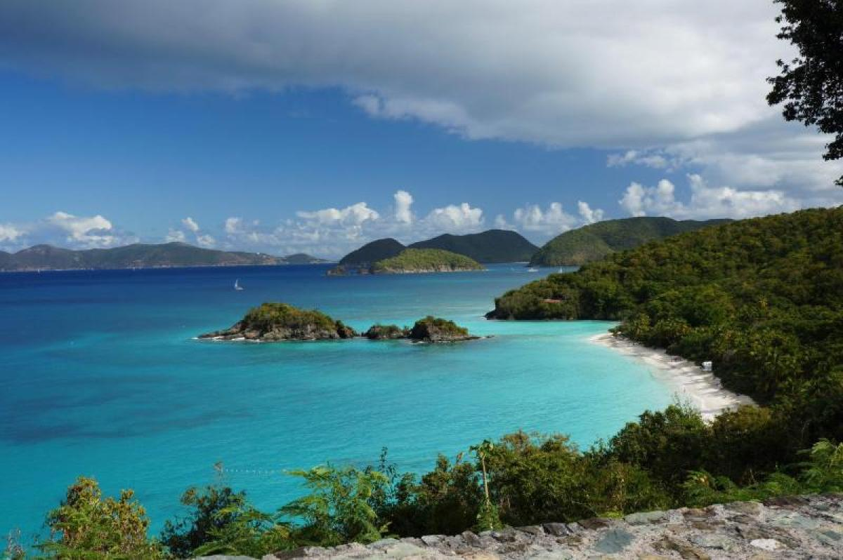 Great Expectations on St. John