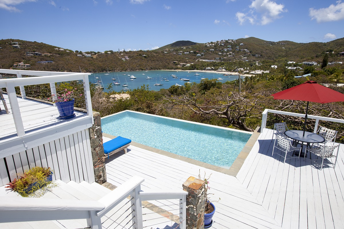 Blue Skies Villa on St. John