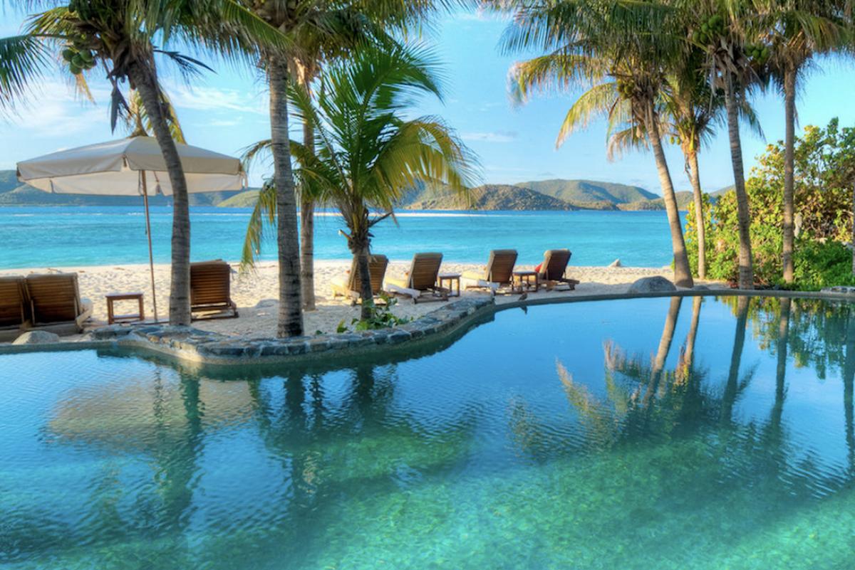 Necker Island Necker Island Bvi Villa Rental