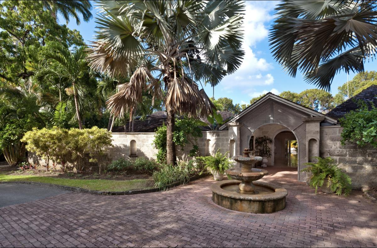Bluff House And Cottage - Sandy Lane, Barbados villa