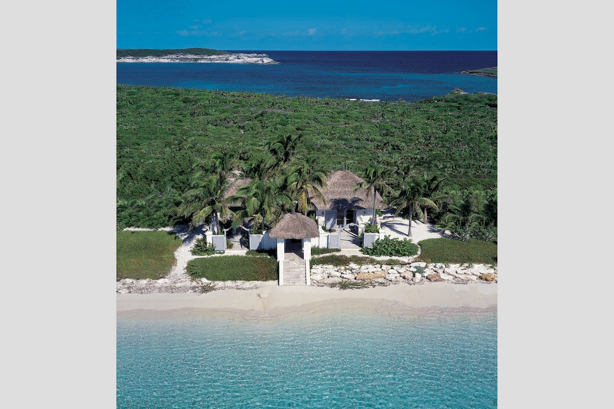 Musha Cay at Copperfield Bay on Bahamas
