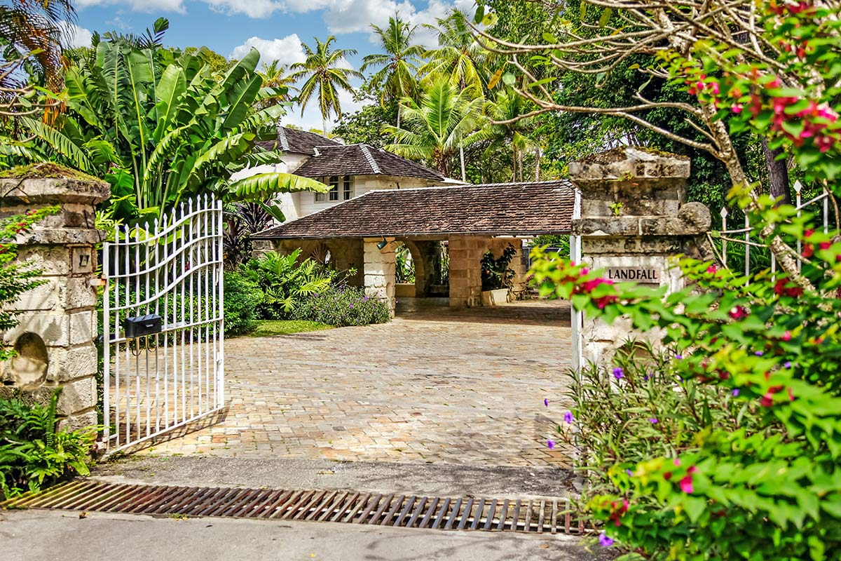 Landfall Villa on Barbados