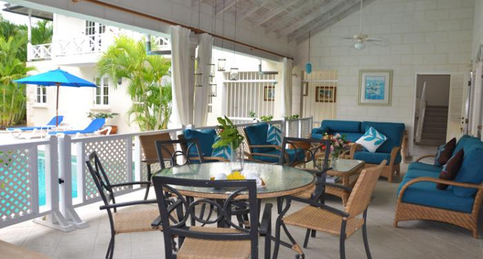 Ca'Limbo Villa on Barbados