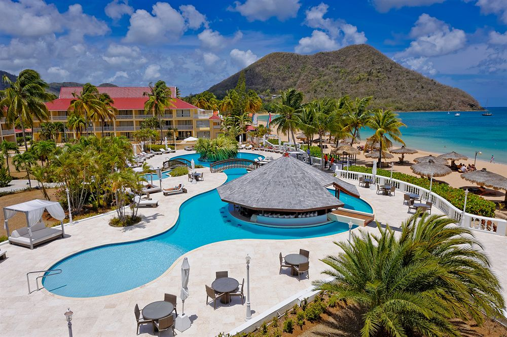 Royal by Rex Resorts, St. Lucia villa