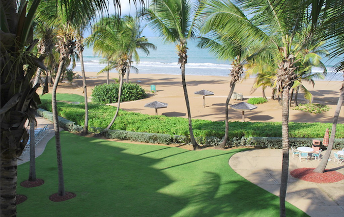 Rio Mar Beach Resort Ocean Villa View to the beach! image, Puerto Rico
