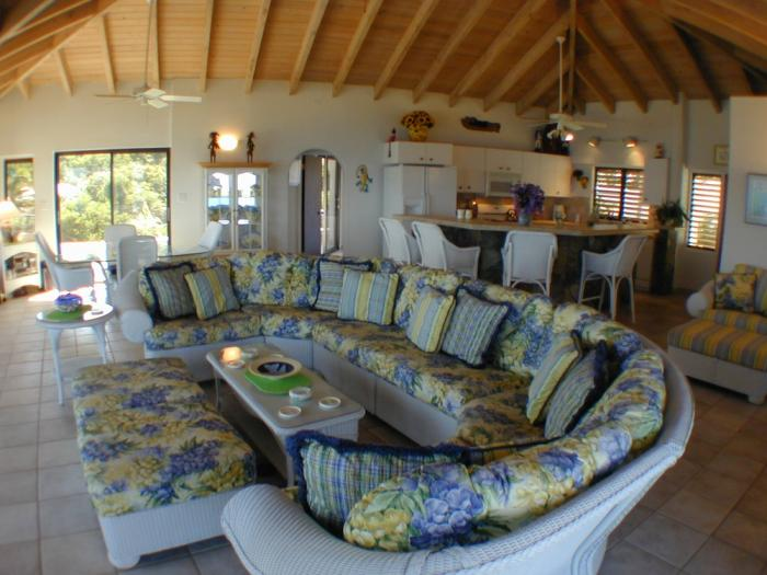 Spyglass Villa on Virgin Gorda, BVI