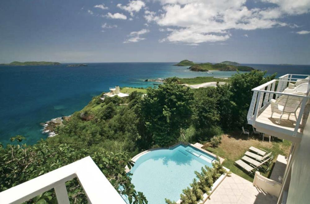 Siren's Song, St. Thomas, USVI villa