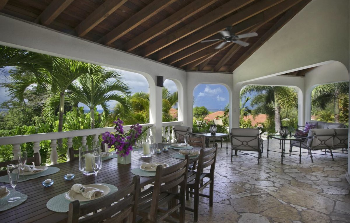 Bellamare Villa on Virgin Gorda, BVI