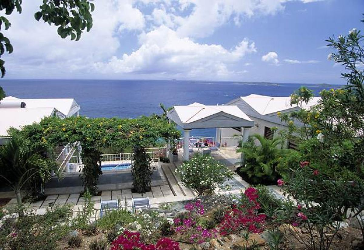 Aurora Villa on St. John