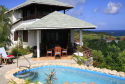 Cadasse Villa has beautiful views and fun area for swimming and relaxing
