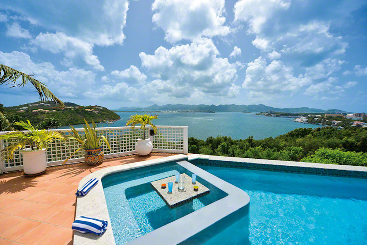 Fields of Ambrosia Villa on St. Martin