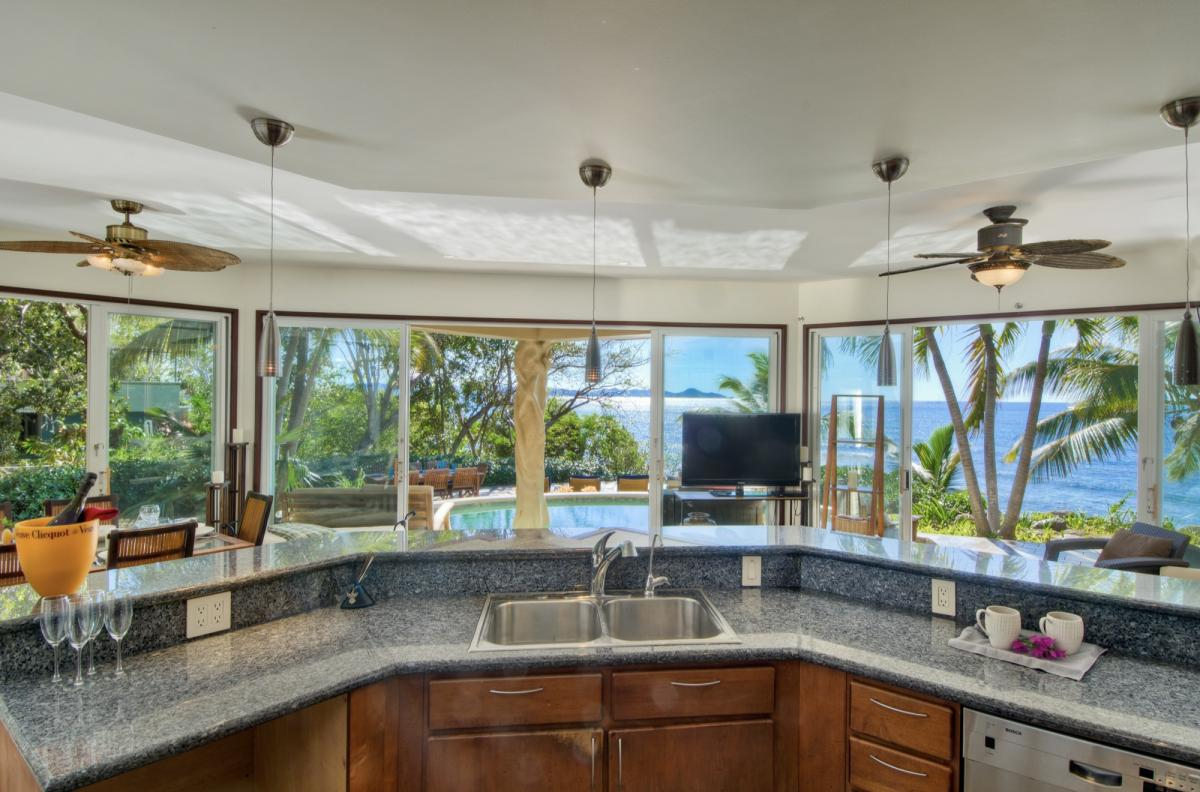 Rambutan Villa on Virgin Gorda, BVI