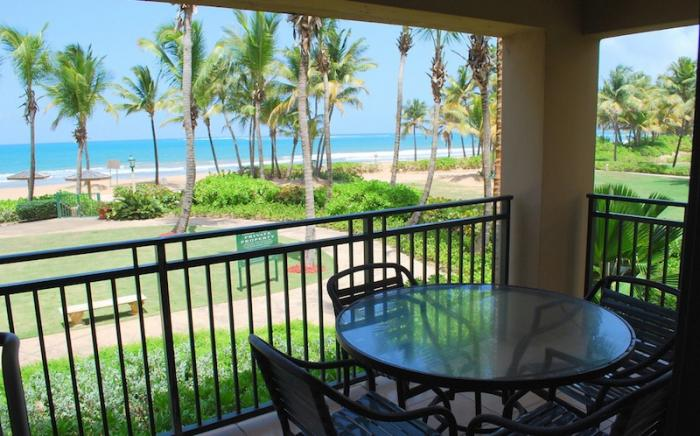 Rio Mar Beach Resort Ocean Villa View to the ocean from Rio Mar Beach Resort! image, Puerto Rico