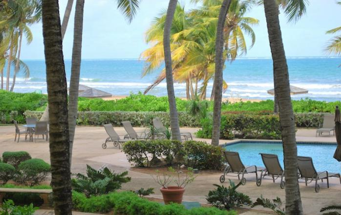 Rio Mar Beach Resort Ocean Villa Views to the beach and resort pool! image, Puerto Rico