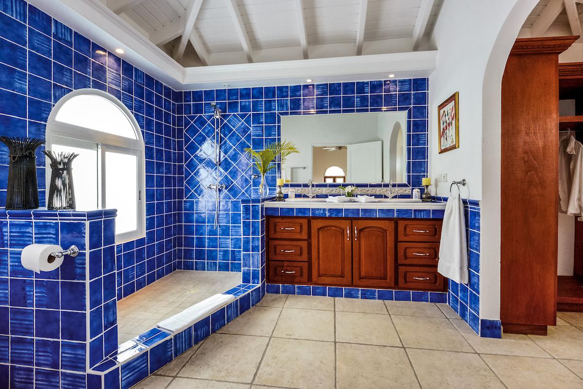 La bella casa st martin villa rental for La casa bella