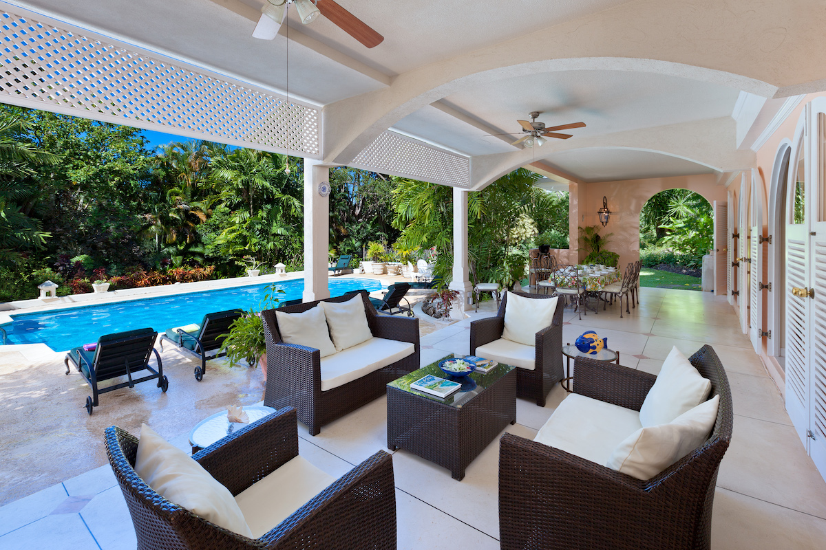 Dene Court - Sandy Lane on Barbados