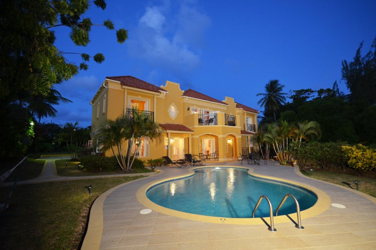Sundown Villa on Barbados