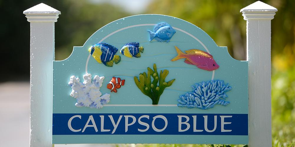 Calypso Blue on Cayman