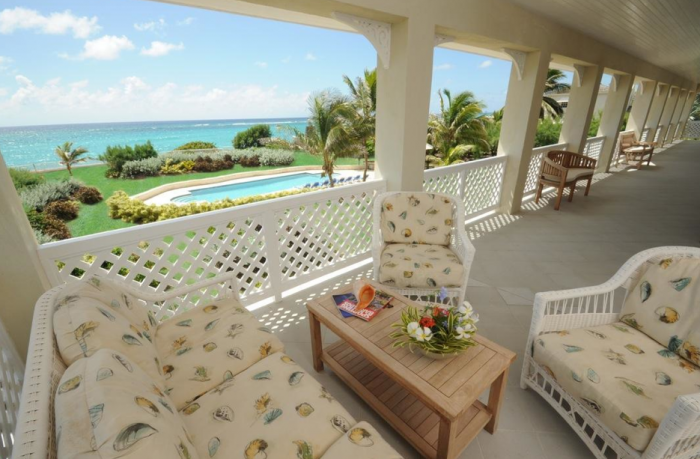 Belair Great House on Barbados