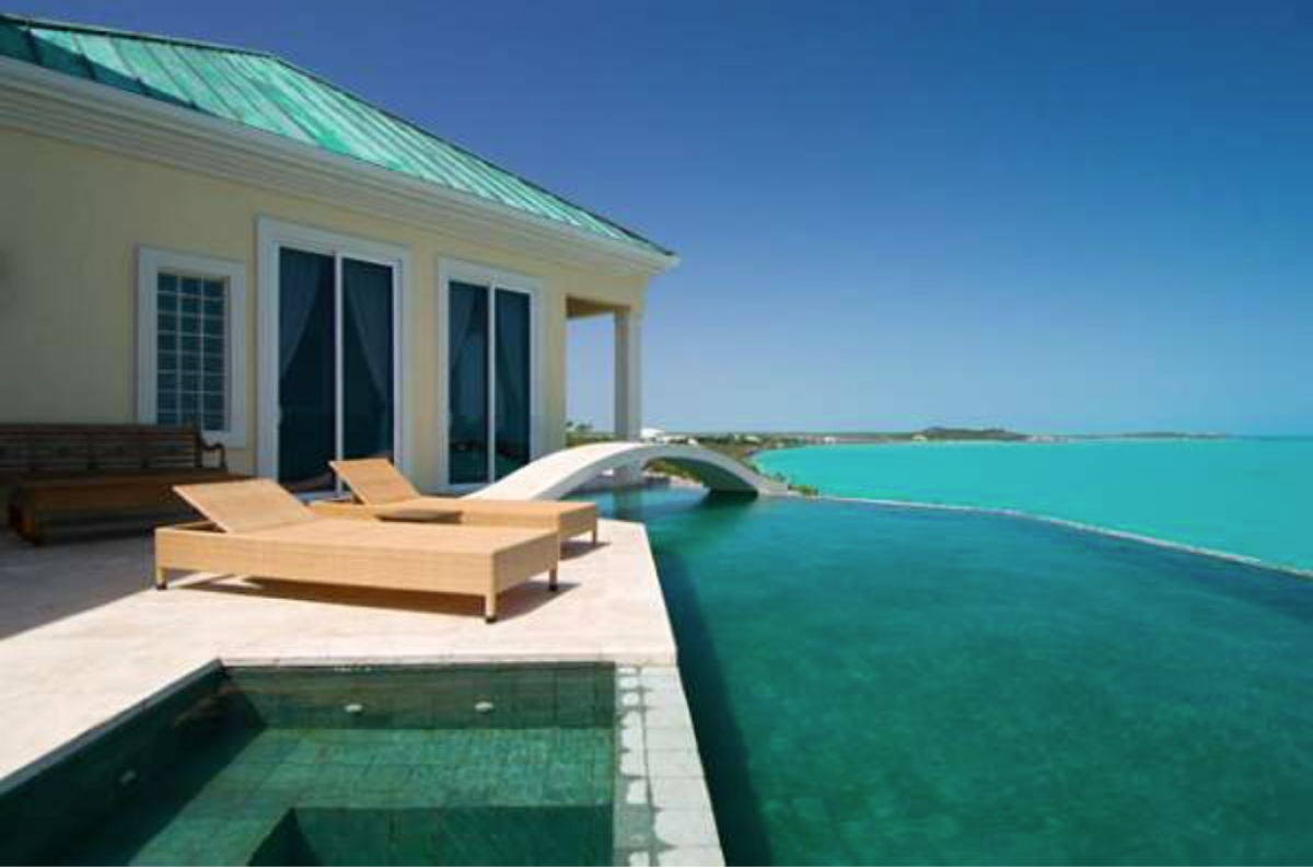 Balinese Villa on Turks and Caicos