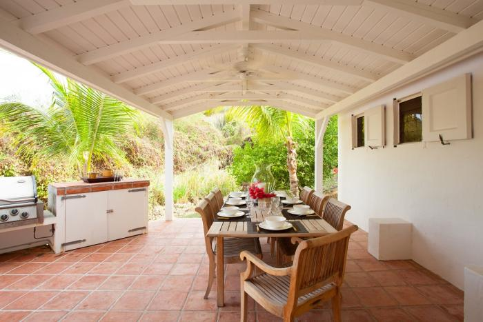 The perfect spot for al fresco dining!
