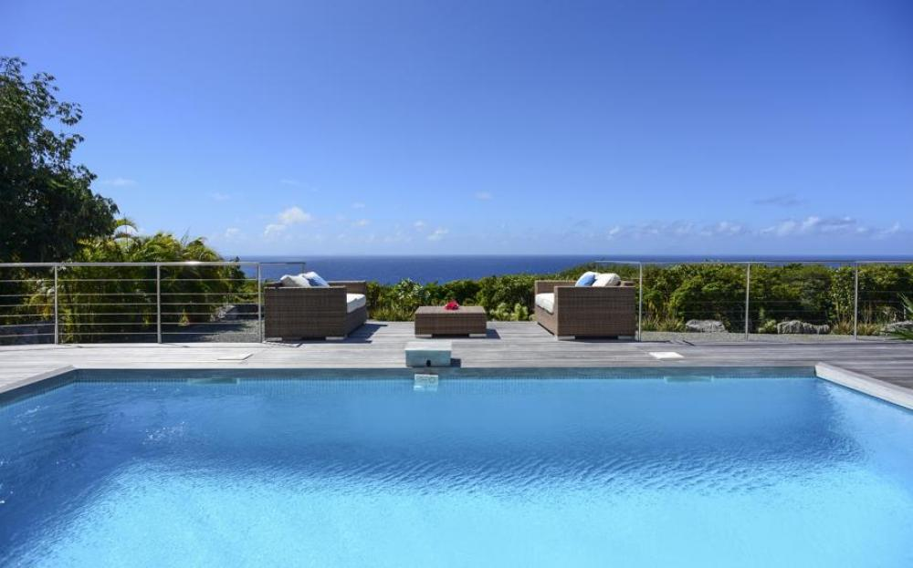 Costa Nova Villa on St. Barts