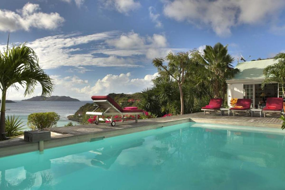 Best Island Beaches For Partying Mykonos St Barts: St. Barts Honeymoon Villas By WhereToStay