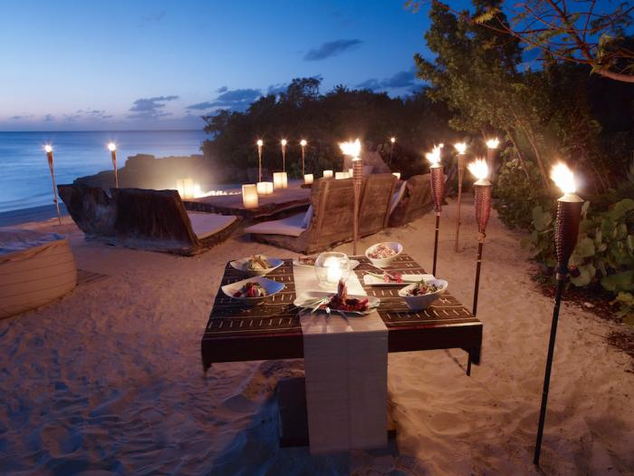 Parrot Cay Resort Lucky House Turks And Caicos Villa Rental