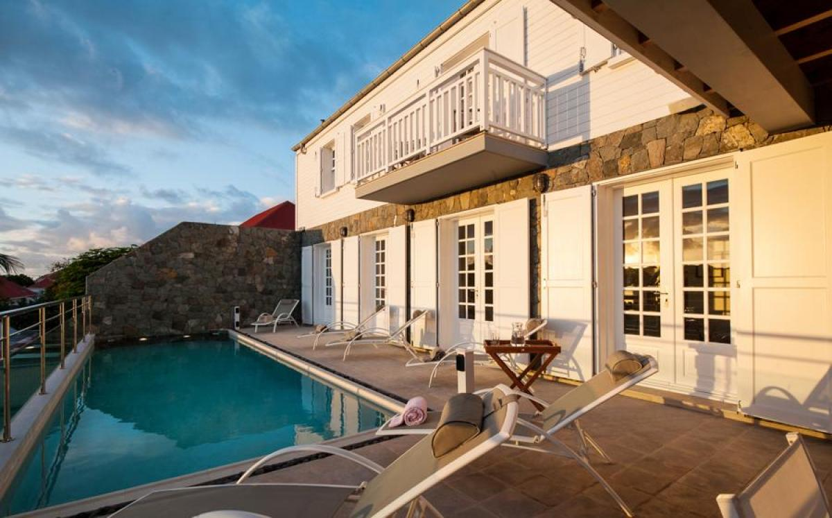 Photo of Sur Le Port Villa, St. Barts